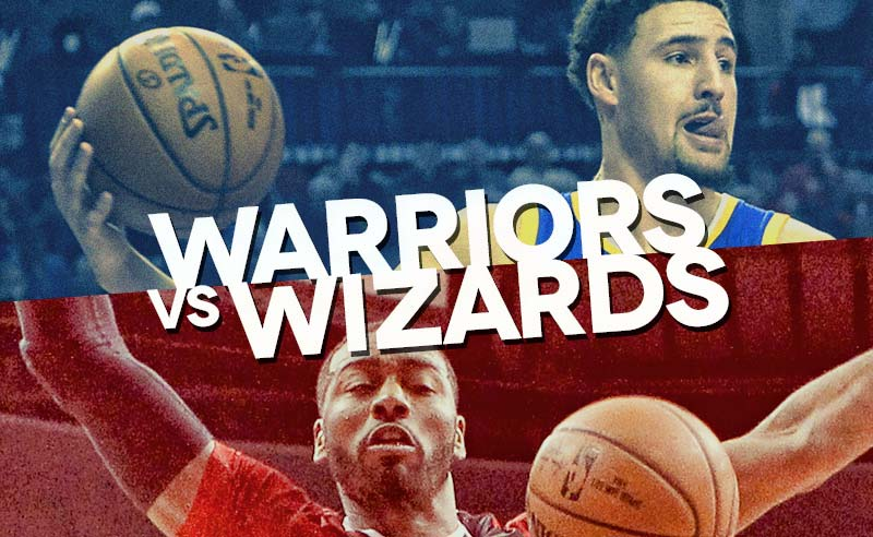 Warriors vs Wizards ( warriors are going to win!!!)